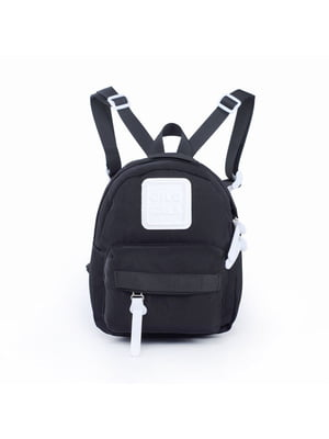 Рюкзак чорний | 5523655