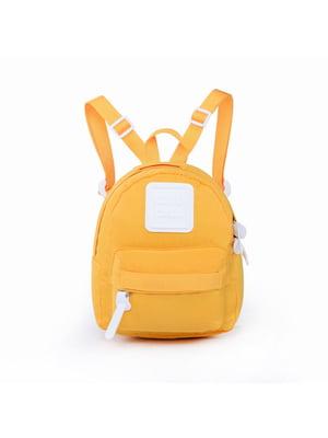 Рюкзак жовтий | 5523657