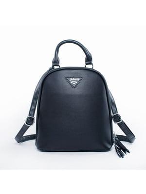 Рюкзак чорний | 5523678