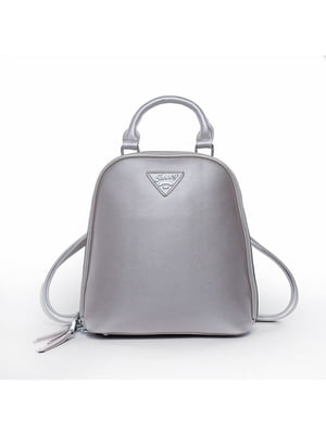 Рюкзак сріблястий | 5523679