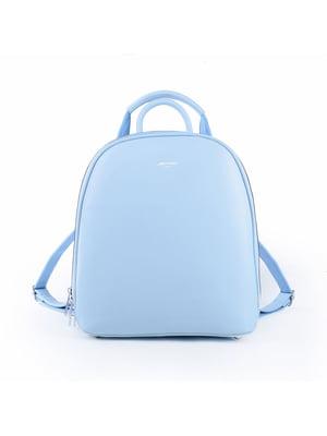 Рюкзак блакитний | 5523971