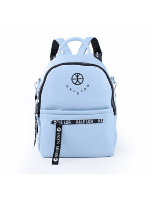 Рюкзак блакитний | 5524215