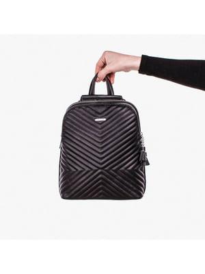 Рюкзак чорний | 5524218