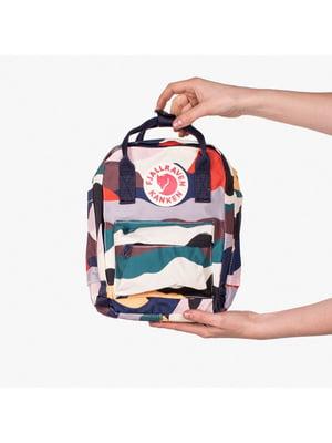 Рюкзак абстрактного забарвлення | 5524317
