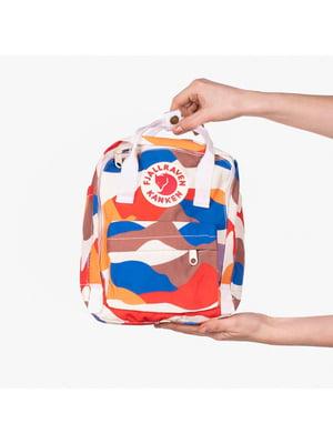 Рюкзак абстрактного забарвлення | 5524318
