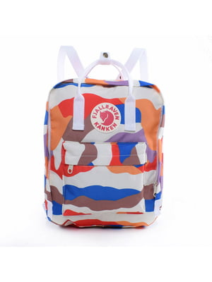Рюкзак абстрактного забарвлення | 5524328