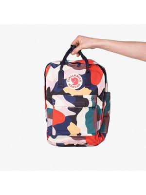 Рюкзак абстрактного забарвлення | 5524329