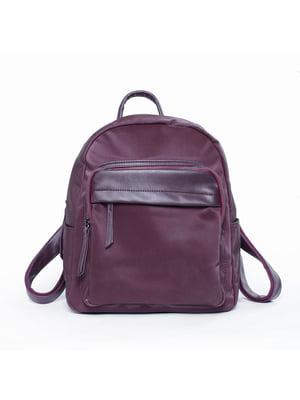 Рюкзак бордовый | 5524523