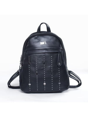 Рюкзак чорний | 5524632