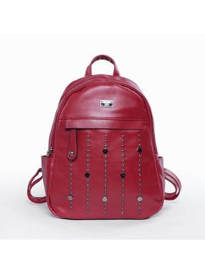 Рюкзак червоний | 5524633