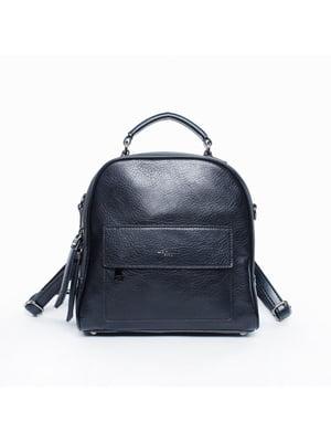 Рюкзак чорний | 5524675
