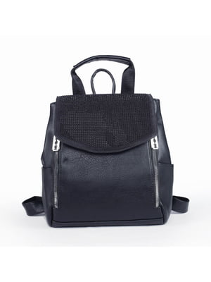 Рюкзак чорний | 5524806