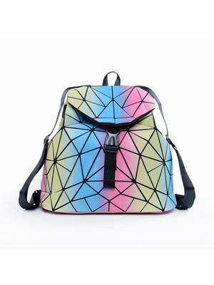 Рюкзак різнобарвний   5524840