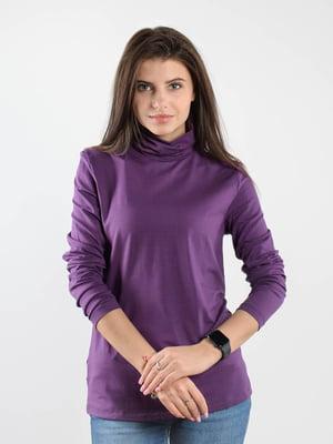 Гольф фіолетовий | 5522709
