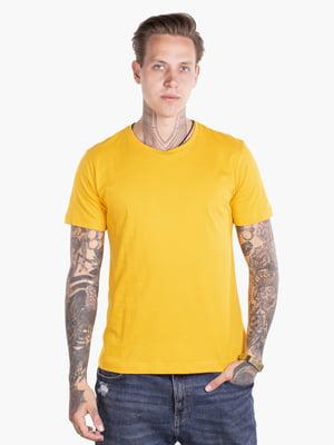 Футболка жовта | 5522987