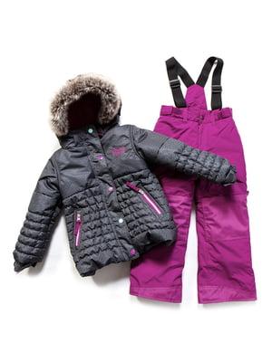 Комплект: куртка і півкомбінезон | 5525038