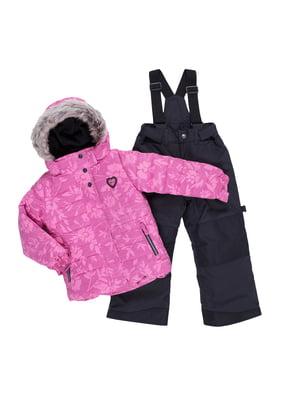Комплект: куртка і півкомбінезон | 5525044