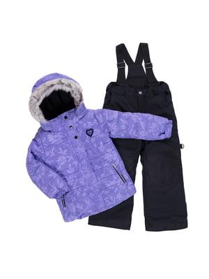 Комплект: куртка и полукомбинезон | 5525045