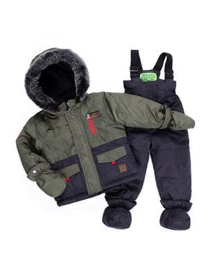 Комплект: куртка и полукомбинезон | 5525046