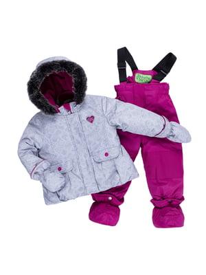 Комплект: куртка и полукомбинезон | 5525047