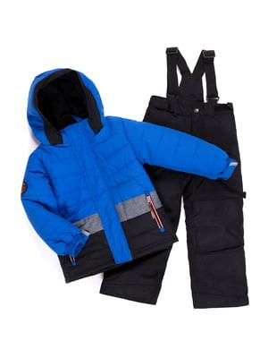 Комплект: куртка и полукомбинезон | 5525157