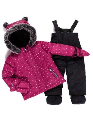 Комплект: куртка и полукомбинезон | 5525161