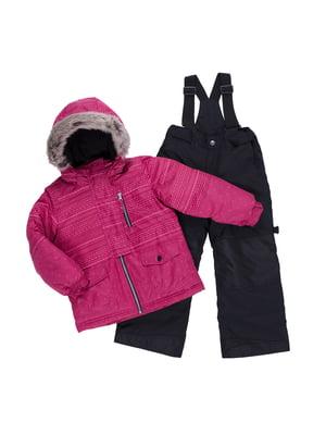 Комплект: куртка и полукомбинезон | 5525172