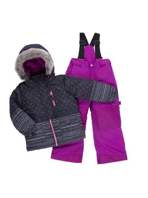 Комплект: куртка і півкомбінезон | 5525173