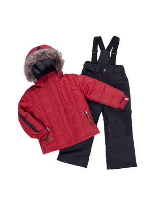 Комплект: куртка и полукомбинезон | 5525174