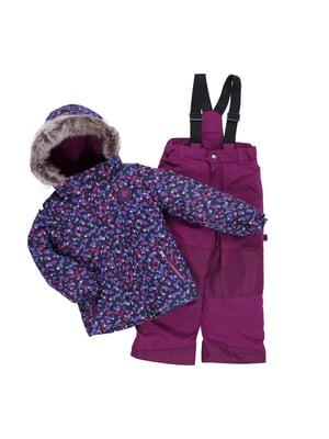Комплект: куртка и полукомбинезон   5525175