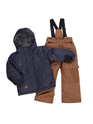 Комплект: куртка и полукомбинезон | 5525179