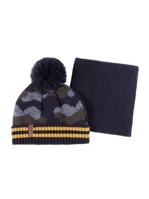 Комплект: шапка и шарф | 5525197