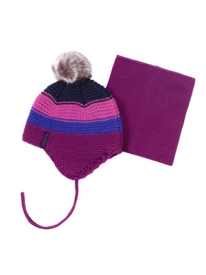 Комплект: шапка і шарф   5525199