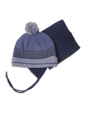Комплект: шапка и шарф | 5525220
