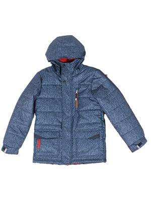 Куртка сіра | 5525106