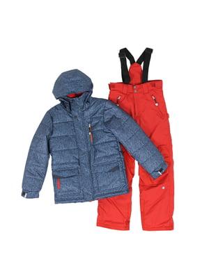 Комплект: куртка и полукомбинезон | 5525109