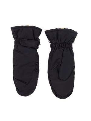 Рукавицы-краги черные | 5525116