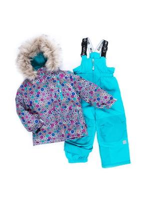 Комплект: куртка и полукомбинезон | 5525227