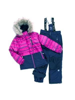 Комплект: куртка і півкомбінезон | 5525231