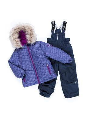 Комплект: куртка і півкомбінезон | 5525232