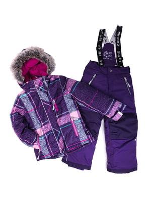 Комплект: куртка і півкомбінезон | 5525263