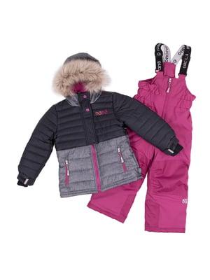Комплект: куртка і півкомбінезон | 5525289