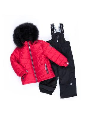 Комплект: куртка и полукомбинезон | 5525292