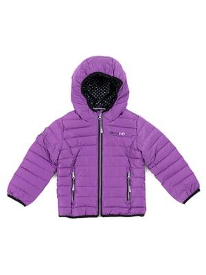 Куртка фіолетова | 5525338