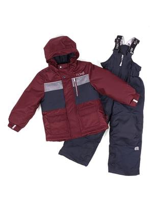 Комплект: куртка и комбинезон | 4781982