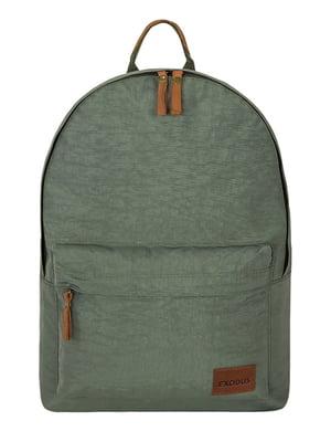 Рюкзак цвета хаки | 5525398