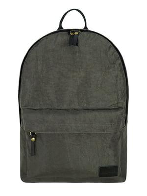 Рюкзак цвета хаки | 5525399