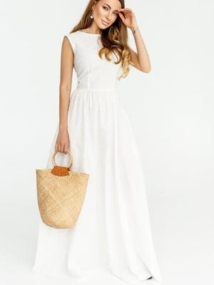 Платье белое | 5525463