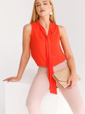 Блуза оранжевая   5525491