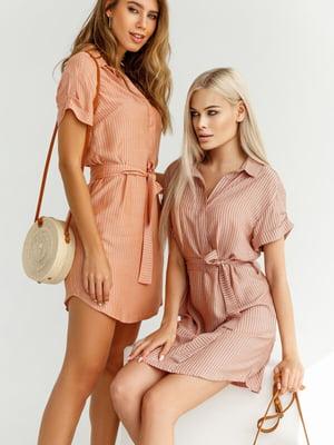 Сукня помаранчевого кольору | 5525497